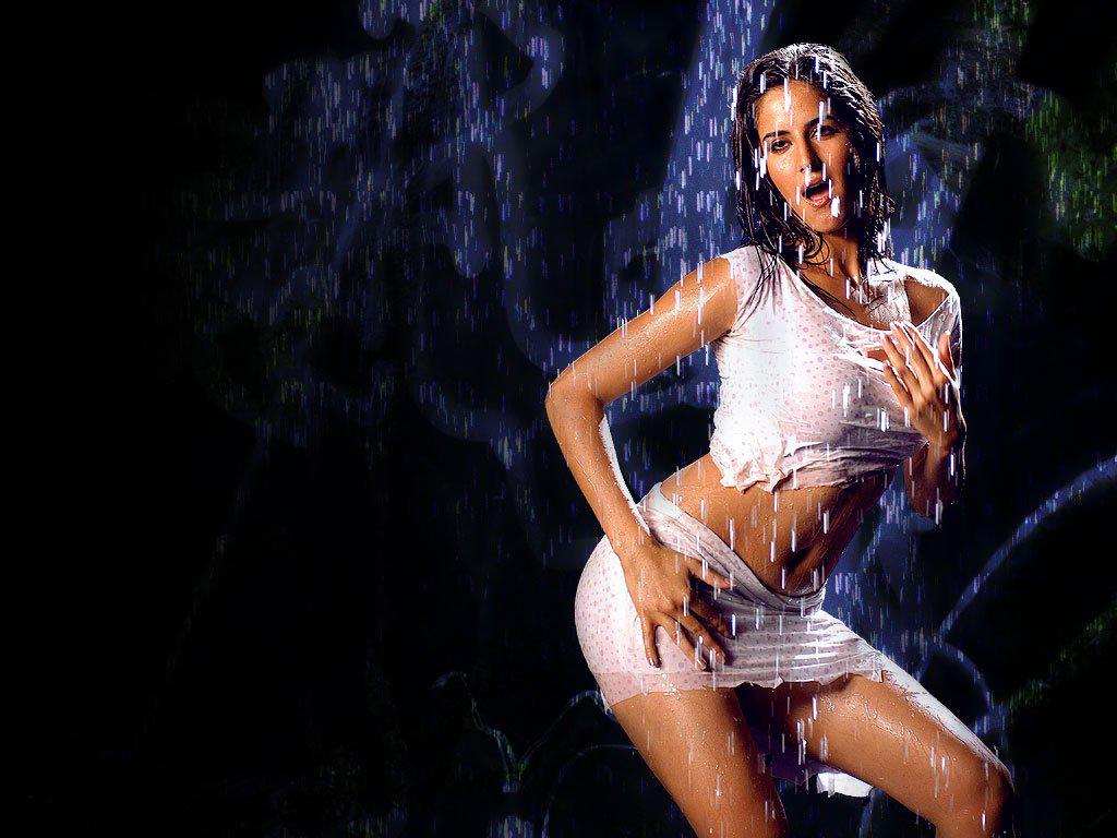 Sweet And Cute Wallpapers For Mobile Katrina Kaif Hot Bikini Hd Sexy Navel Saree Images