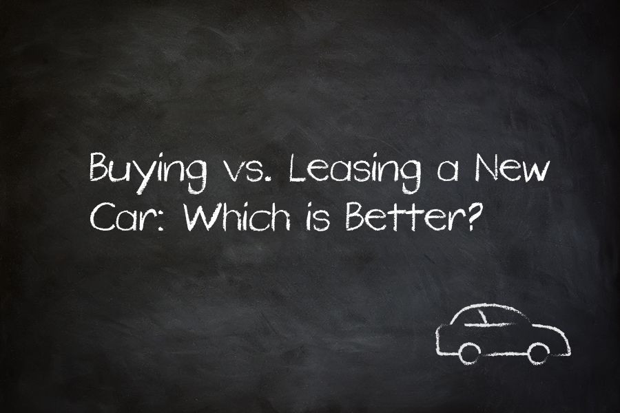 Buying vs Leasing a New Car Which is Better? - buy vs lease car