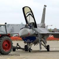 "Sertarul cu amintiri XIII: ""remorca"" F-16"