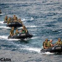 Licitatie pentru barci pneumatice de asalt