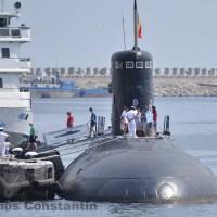 Intra submarinul Delfinul in revitalizare?