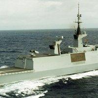 Fregata LaFayette a acostat la Odessa