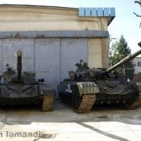 Sertarul cu amintiri XLIX: Tancurile T-72 si TR-125