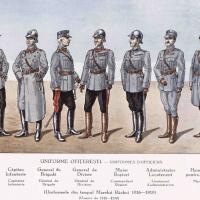 Ceva despre uniformele romanesti din Marele Razboi