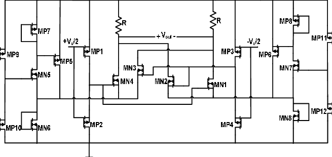 electronics analog multipliers wikibooks open books for an open