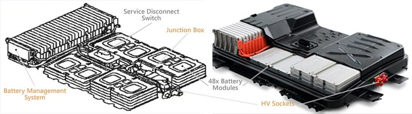 Nissan Battery Wiring Diagram Electrical Circuit Electrical Wiring