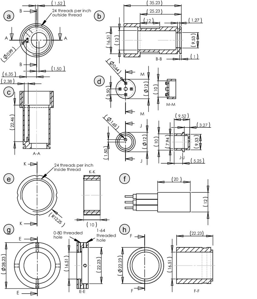 microdrive diagram
