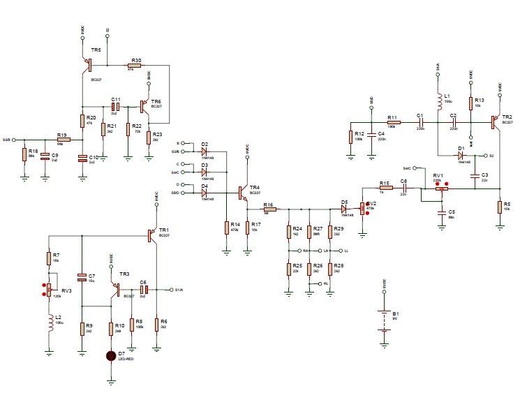 ecg simulator circuit design