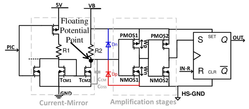 figure 3 level shifting circuit