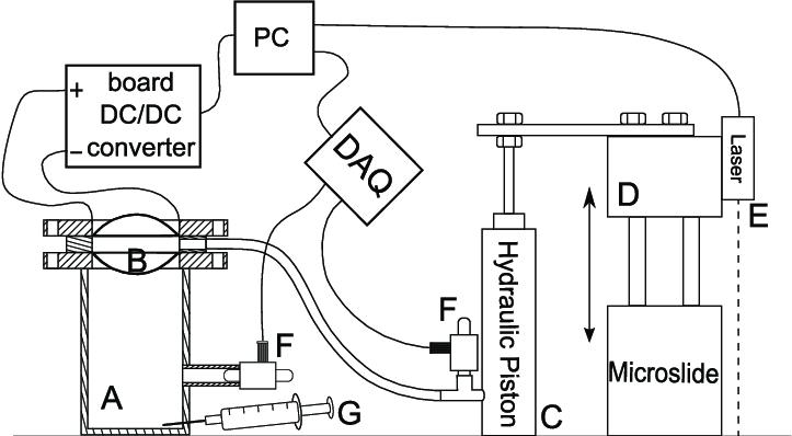 hydraulic diagram symbols