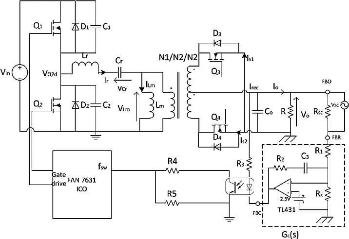 analysis of mosfet failure modes in llc resonance converter