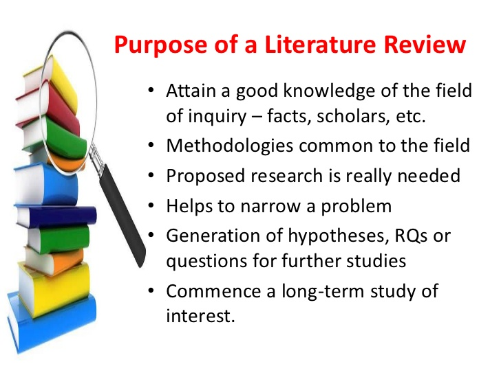 What is the importance of literature review? - Page 2 - literature review