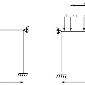 concrete arch bridge diagram moment