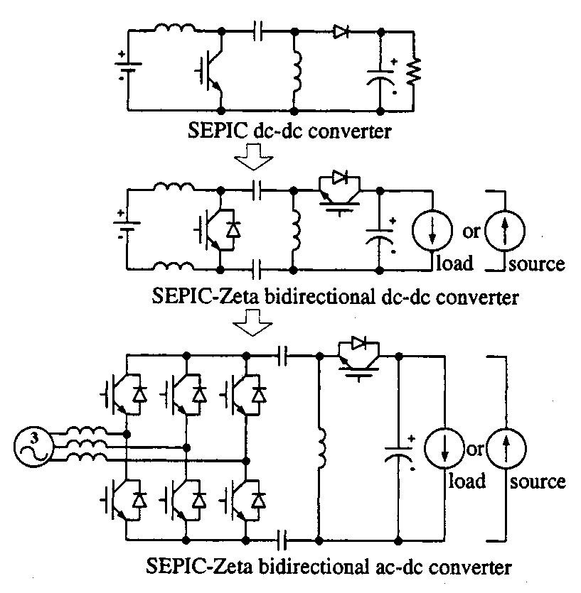 ac dc converters rectifiers active rectifier