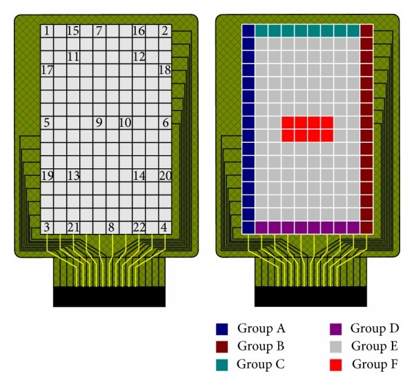 resistive voltage divider schematic