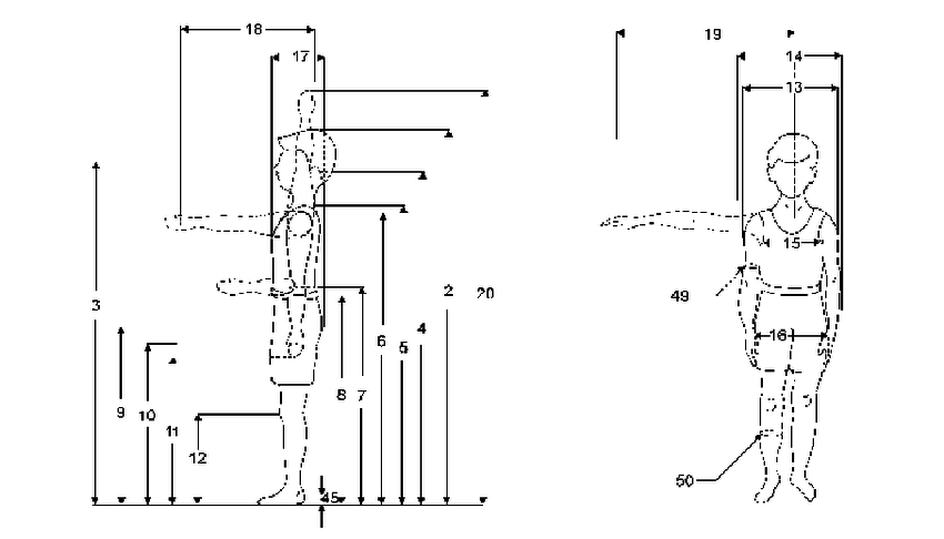 figure 25 body diagram and inertial forces