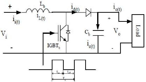 boost converter circuit design