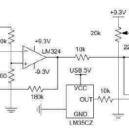 k type temperature controller circuit diagram