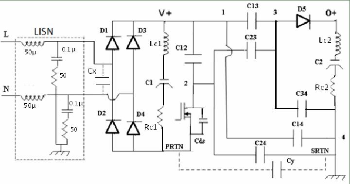 figure 2 transformercircuit diagram