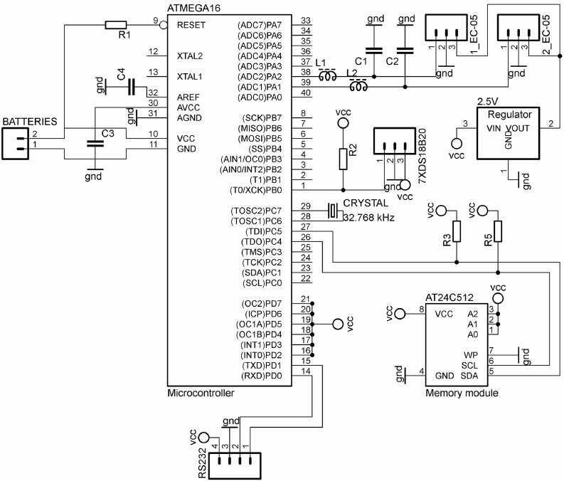figure 2 electrical system schematic