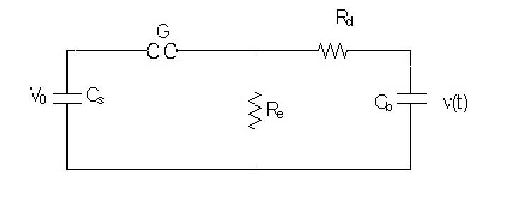 figure 1 basic circuit diagram of the impulse generator