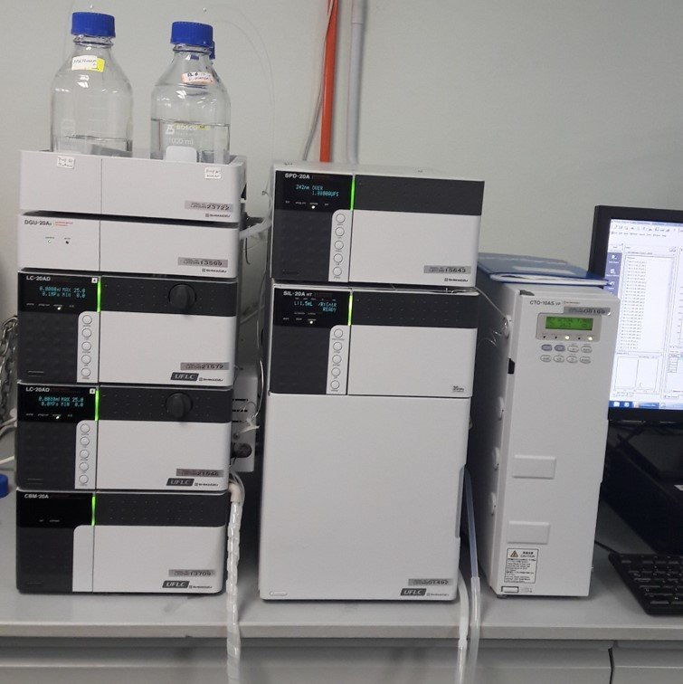 In HPLC, is it appropriate to inject samples without prior