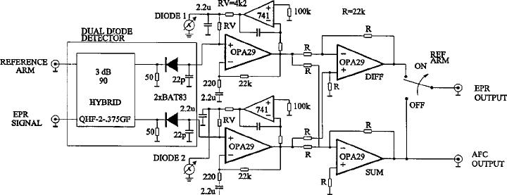 bat detector circuit