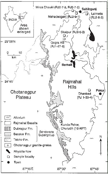 Diagram Of Lava Plateau