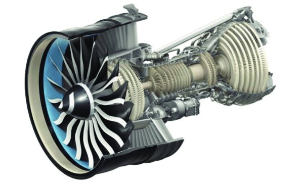 turbo engine diagram