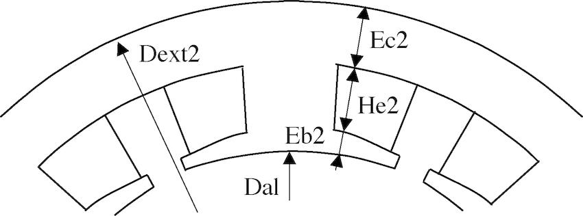 tooth stator wiring diagram