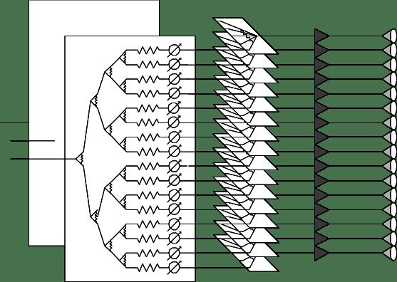 dvb t system block diagram
