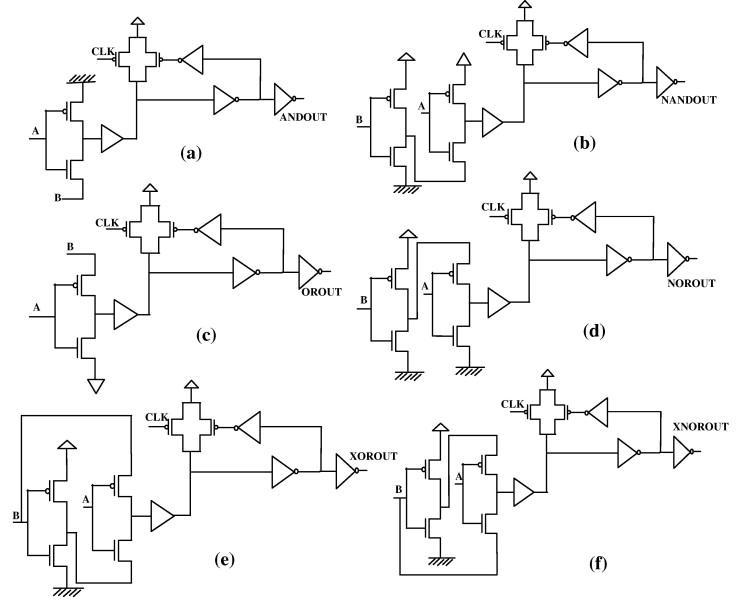 3 input xor gate logic diagram