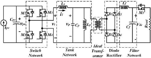 boost converter voltage multiplier