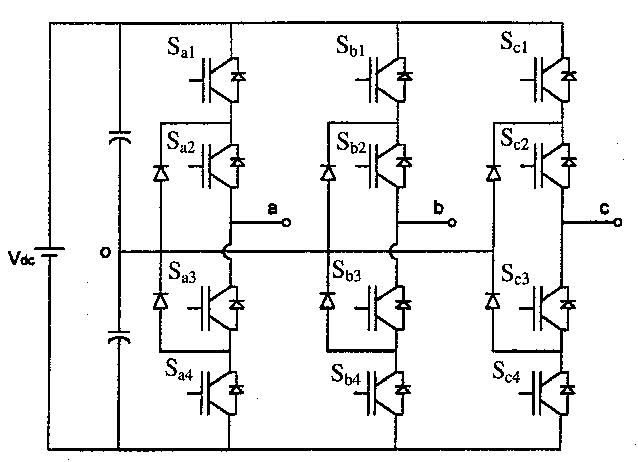 basic inverter diagram