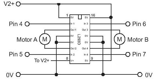 l293d pin diagrampng