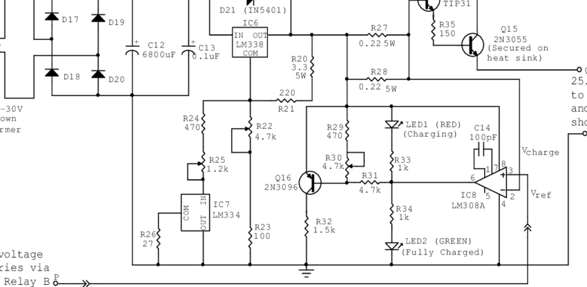 automatic switching circuit
