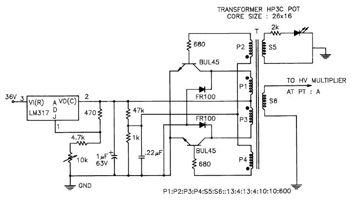 circuit diagram and gate
