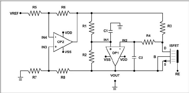 sensitive electromagnetic field sensor