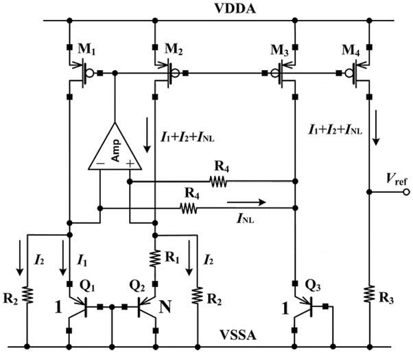 precise low voltage power supply