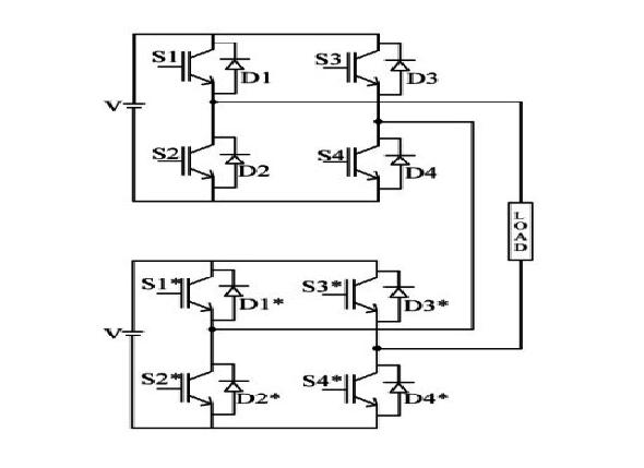 circuit diagram for inverter gate