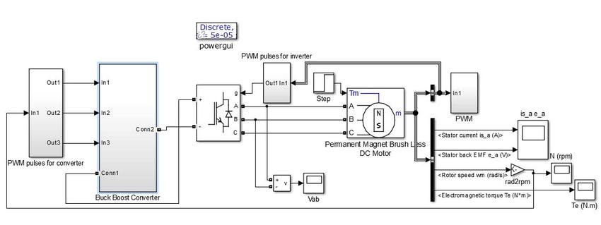 figure 3 buck converter circuit diagram