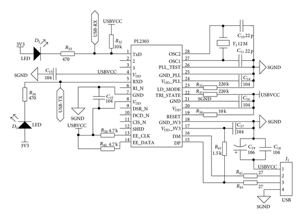 mq 6 circuit diagram