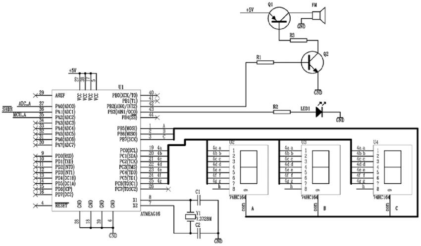 burglar alarm burglar alarm circuit with or gate