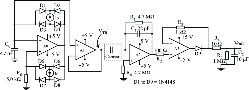 figure 4 signal conditioning circuit