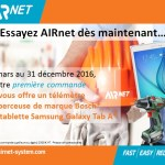 Action commerciale AIRnet