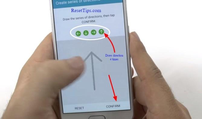hard reset Galaxy S6 - hidden feature-6