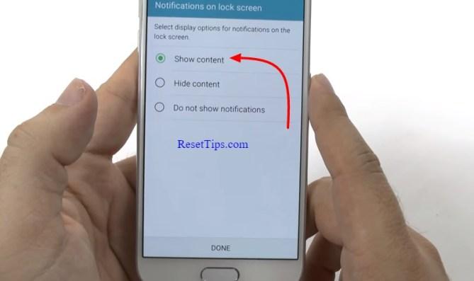 hard reset Galaxy S6 - hidden feature-8