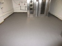 Industrial Food Grade Polyurethane Resin Floors Middlesbrough