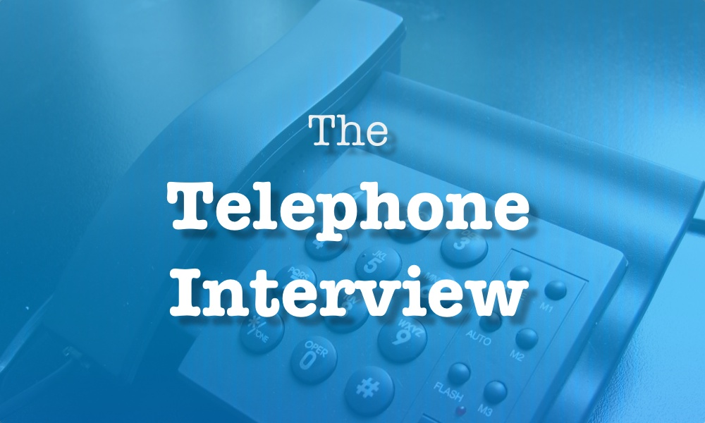 First Impressions Phone Interview Resource Options, Inc