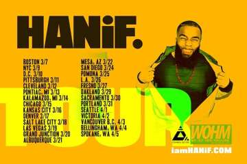 HANiF drops new album
